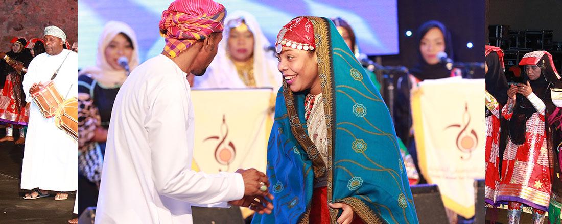 فعاليات مركز عمان للموسيقى التقليدية